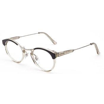 Super Panama IK5U 955 Repertoire Black Small Eyeglasses