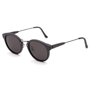 Super Panama I7GL O4B Black Matte Large Sunglasses