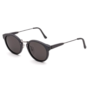 Super Panama I7GL R9V Black Matte Sunglasses
