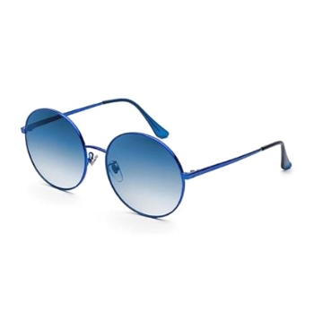 Super Polly ILBO PWV Fadeism Blue Sunglasses