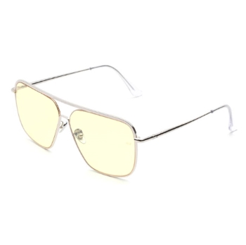 Super Ponti IE3S 4NE Yellow Sunglasses