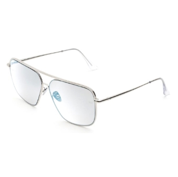 Super Ponti IZE1 QR9 White Sunglasses