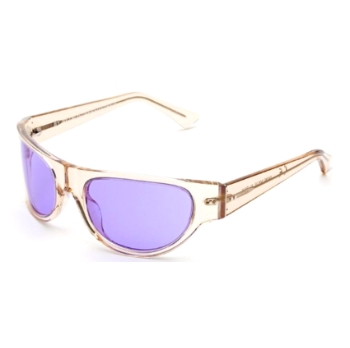 Super Reed ICQD P0J Resin Sunglasses