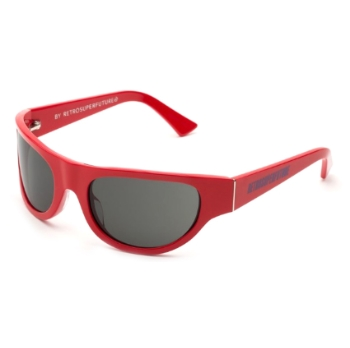 Super Reed IUJ2 VCH Red Special Sunglasses