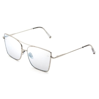 Super Riva I9BL CG7 White Sunglasses