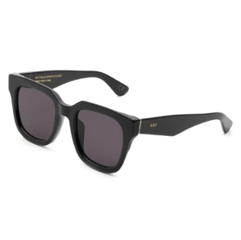 Super Sabato IMDN 8JY Black Sunglasses