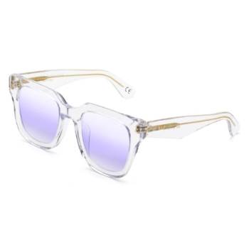 Super Sabato IVWA 58Q Purple Sunglasses