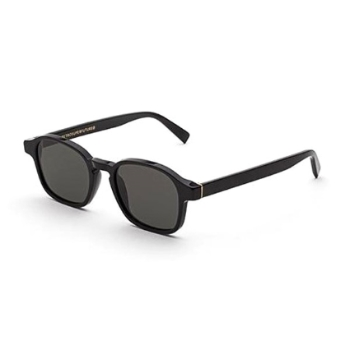 Super Sol I8OV 85A Black Sunglasses