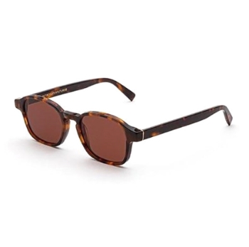 Super Sol IWOA QQW Warm Brown Sunglasses