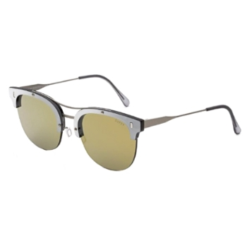 Super Strada IOHN W60 Gold Sunglasses