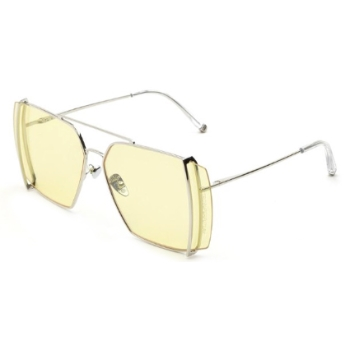 Super Teorema IBV2 CE0 Yellow Sunglasses