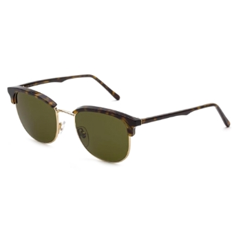 Super Terrazzo ICLX DDE 3627 Green Large Sunglasses