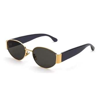 Super The X IJX0 T89 Black Sunglasses