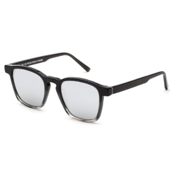 Super Unico I0OX CHW Monochrome Fade Sunglasses