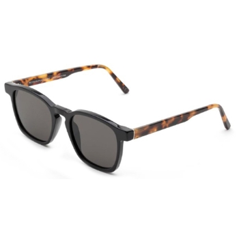 Super Unico IM6E ZTA Black Mark Sunglasses