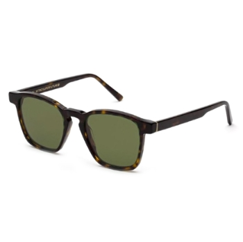 Super Unico IWY5 P50 3627 Green Sunglasses