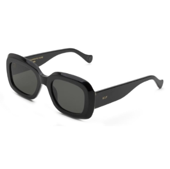 Super Virgo I5B5 PYP Black Sunglasses