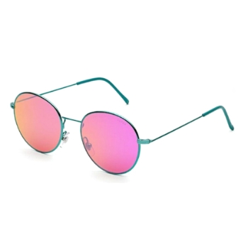 Super Wire I9A6  DWG Mirror Pink Sunglasses