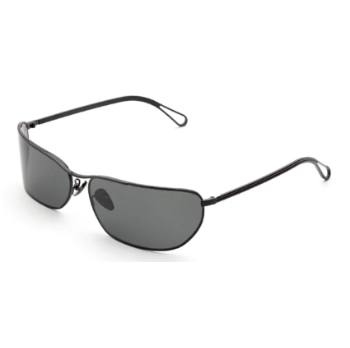 Super Zebedia I542 VV6 Black Sunglasses