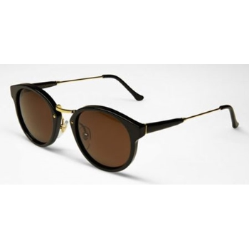 Super Panama Black 473 Sunglasses