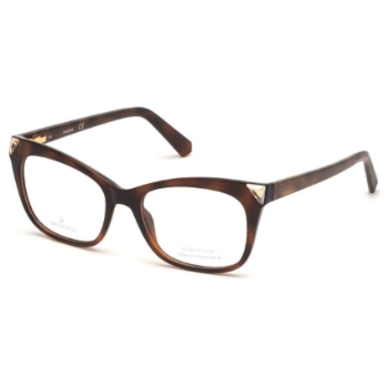 12fb734a6c4e Swarovski Semi-Cat-Eye Eyeglasses