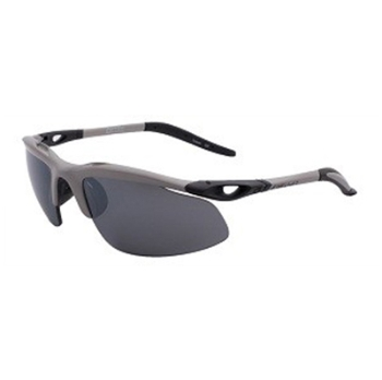Switch H-Wall Extreme Matte Black / Grey Polarized Sunglasses