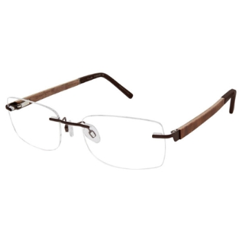 TLG Thin Light Glass NU022 Eyeglasses