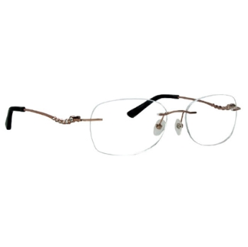 Totally Rimless TR Diamante 240 Eyeglasses