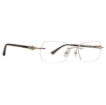 Totally Rimless TR Nouveau 244 Eyeglasses