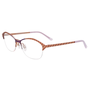 Takumi TK1117 w/ Magnetic Clip-On Eyeglasses
