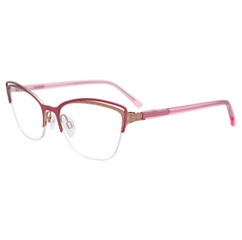 Takumi TK1124 w/ Magnetic Clip-On Eyeglasses