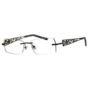 Timeless Beauty Forget Me Not Eyeglasses