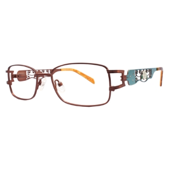 Timeless Beauty Rose Eyeglasses