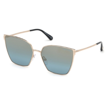 Tom Ford FT0653 Helena Sunglasses