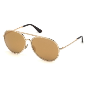 Tom Ford FT0728 Antibes Sunglasses