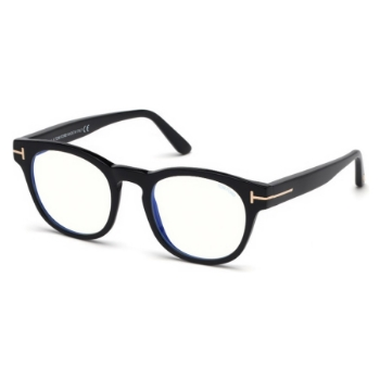 Tom Ford FT5543-F-B Eyeglasses
