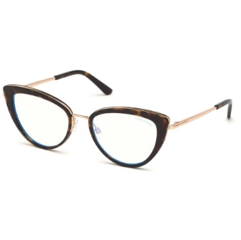 Tom Ford FT5580-B Eyeglasses