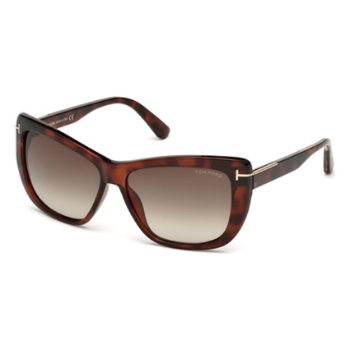 Tom Ford FT0434 Lindsay Sunglasses