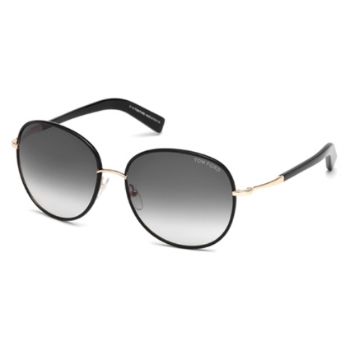 Tom Ford FT0498 Georgia Sunglasses