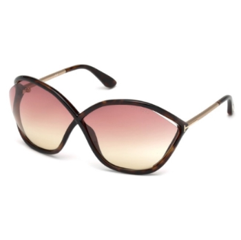 Tom Ford FT0529 Bella Sunglasses