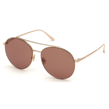 Tom Ford FT0757 Cleo Sunglasses
