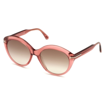 Tom Ford FT0763-F Maxine Sunglasses