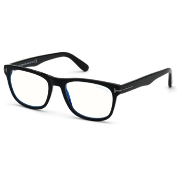 Tom Ford FT5662-F-B-N Eyeglasses