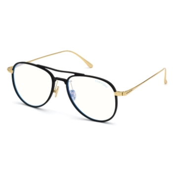 Tom Ford FT5666-B Eyeglasses