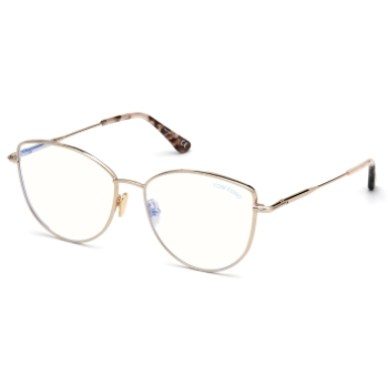 Tom Ford FT5667-B Eyeglasses