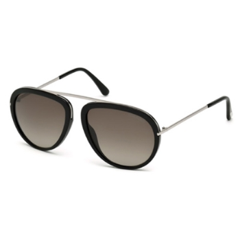 Tom Ford FT0452 Stacy Sunglasses