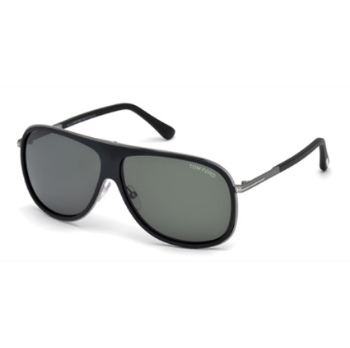 Tom Ford FT0462 Chris Sunglasses