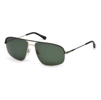 2b55ccc25bacc Tom Ford 140mm Temples Sunglasses