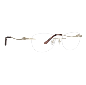 Totally Rimless TR Bijoux 296 Eyeglasses