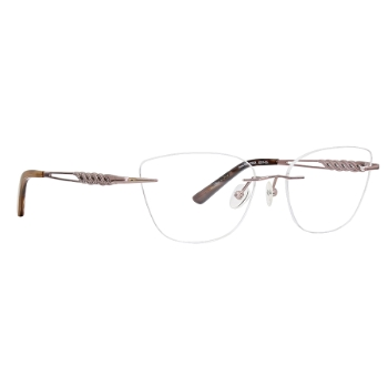 Totally Rimless TR Signet 295 Eyeglasses